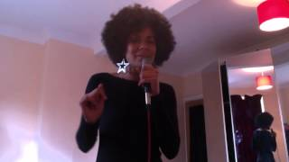 Alison David sings If You Don't Know Me By Now