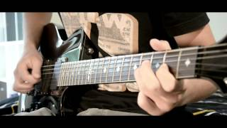 """""""If Everyone Cared"""" Nickelback (Guitar Cover) HD"""