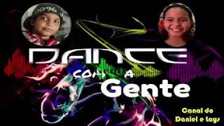 Dance com agente -Tribo do Leão - Alex e Alex