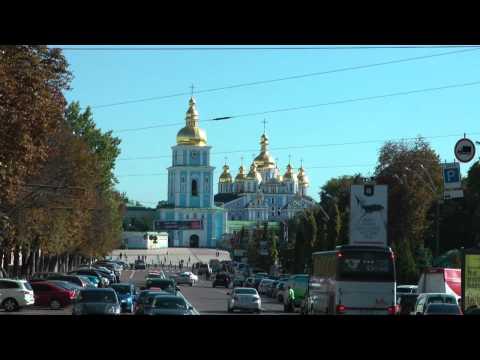 Reise in die Ukraine: Trailer Kiew