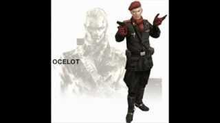 Metal Gear Solid 3 Ocelot Theme (Boss Battle)