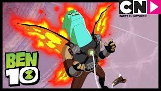 Animorfoz | Ben 10 Türkçe | çizgi film | Cartoon Network Türkiye