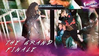 Grand Finale: Kelly Rowland and Sam Perry sing They Don't Care About Us | The Voice Australia 2018