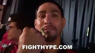 "DANNY GARCIA TELLS ERROL SPENCE HE'S NEXT AFTER PORTER; WARNS WHAT HE DID TO ""BOOGEYMAN"" MATTHYSSE"