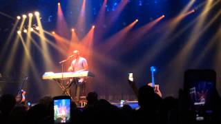 Brian Mcknight - One Last Cry (Live in Amsterdam 2014 January)