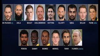 11 players in World XI will come to Pakistan for the first time | pakistan vs world xi