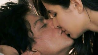 Katrina kaif Sharukh khan lip kiss in Jab Tak Hai Jaan Movie by Desi Viral Video width=