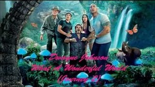 """""""What a Wonderful World"""" from """"Journey 2: The Mysterious Island"""" lyrics"""
