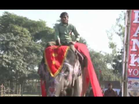 Nepal Elephant Beauty Contest- CNC World