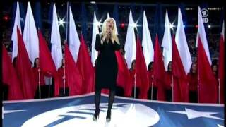 Christina Aguilera Wrong!!! National Anthem - Superbowl 2011