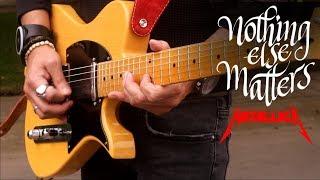 Nothing Else Matters METALLICA | Christianvib Guitarra Cover SOLO