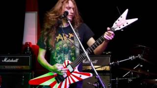 Airbourne - Runnin' Wild - cover by - Former Angels