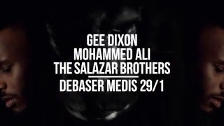 GEE DIXON + MOHAMMED ALI + TSB - LIVE (PROMO)