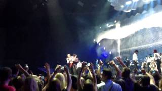 Justin Timberlake - Cry me a river live in Moscow 17.05.2014