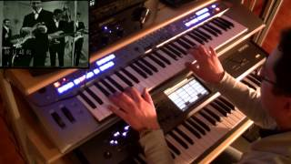 The Shadows - Wonderful Land (YAMAHA TYROS 5)