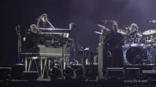FEQ 2016 Sting & Peter Gabriel
