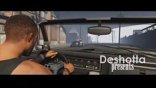 GTA 5 PC - FUCK THE POLICE