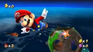 [Music] Super Mario Galaxy - Sacrifice