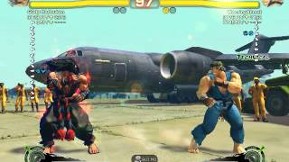 GOdp Hadouken [Evil Ryu] vs WarningAhmet [Ryu]
