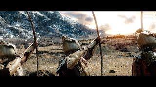 The Hobbit (2013) - Battle of the five Armies - Part 1 - Only Action [4K] (Directors Cut)