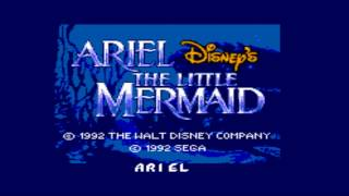 Ariel - The Little Mermaid (1992) Intro and Demo