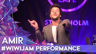"Amir ""J'ai cherché"" (France 2016) at the Wiwi Jam Stockholm | wiwibloggs"