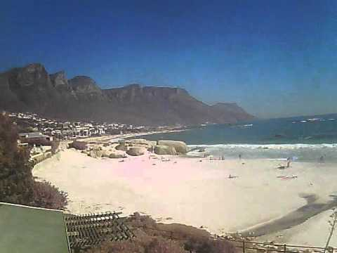 Timelapse Video – Glen Beach & Camps Bay – 05/04/2011