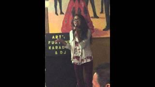 Tiana sings Alicia Keys