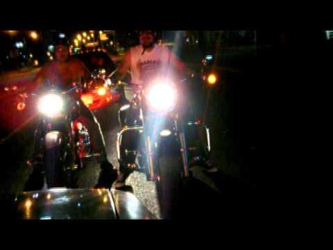 ride nicaragua 2011, Nico Real en las calles de managua