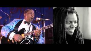 BB King & Tracy Chapman - The Thrill Is Gone