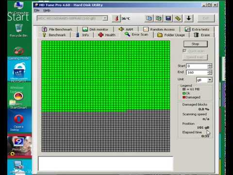 Check Your Hardisk Condition (HD Tune Pro Part 1)