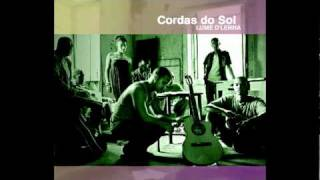 CORDAS DO SOL.. NEW CD