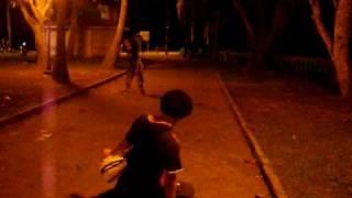 festival inverno-2008  -pega o pau do macarrão e amassa