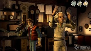 Back to the Future: The Game - 30th Anniversary Edition Official Trailer