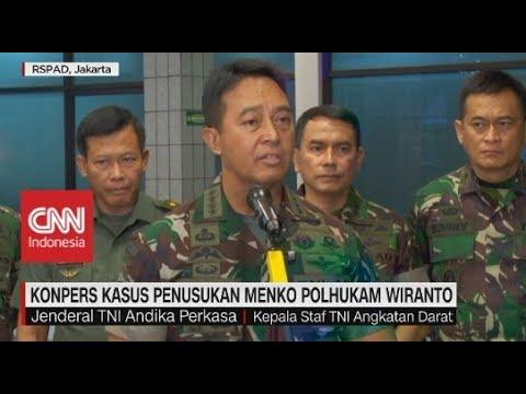 Download Video Ulah Postingan Istri Nyinyir Soal Wiranto, Dandim Kendari Dicopot & Ditahan