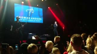 Thomas Anders Sexy Sexy Lover o2  London Live 2017