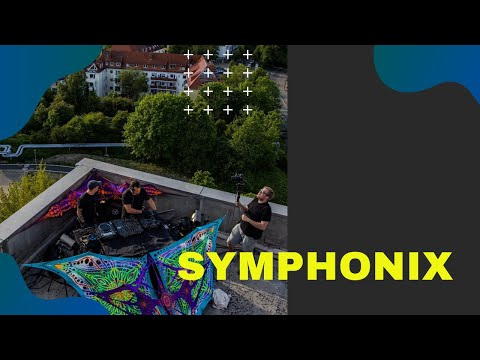 SYMPHONIX   Rooftop Session Zwischenbau Rostock