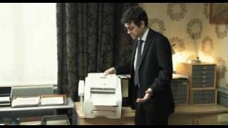 In the Loop - Fax scene
