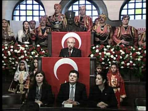 BİRİNCİ BÜYÜK MİLLET MECLİSİ'NDE ANMA TÖRENİ