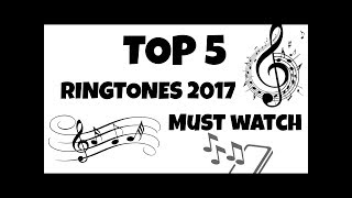 Top 5 Best Ringtones (With Download Links Included)