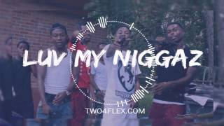 "[FREE] NBA YOUNGBOY TYPE BEAT 2017 "" Luv My Niggaz "" ( Prod. By @two4flex )"