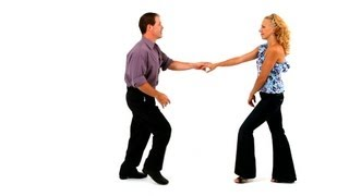 How to Do a Left Side Pass | Swing Dance