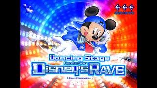 "Japan's AC Ver. ""DS feat. Disney'sRAVE"""