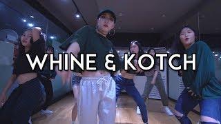 [LBD DANCE] Whine & Kotch - Charly Black & J Capri | Choreography by Eunhyung O