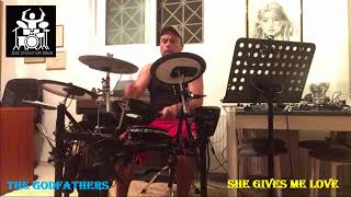She Gives Me Love The Godfathers Roland drum cover