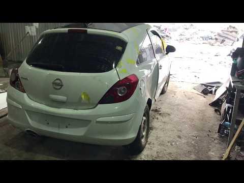 Запчасти Opel Corsa D 2011 A14XER коробка автомат