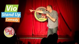 Vio - Baschet | Club 99 | Stand-up Comedy