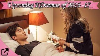 Upcoming Korean Dramas of 2016 & 2017 (#10)