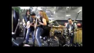 The Rockshots - Rockin' In The Free World - Harley Davidson Shop 2012
