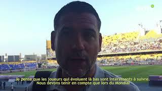 Entretien Andres Palop : «Le football marocain s'est révélé aux yeux du monde entier en Coupe du monde»